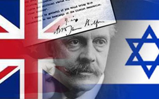 PFB Tuntut Inggris Minta Maaf atas Deklarasi Balfour
