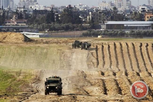Buldoser Israel Masuki Jalur Gaza dan Hancurkan Lahan