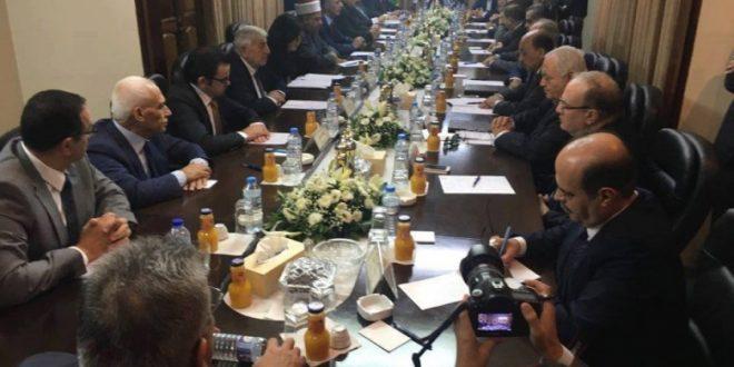 Pemerintah Palestina Mulai Bekerja di Jalur Gaza