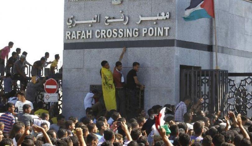 Serangan di Masjid Sinai Hambat Pembukaan Rafah
