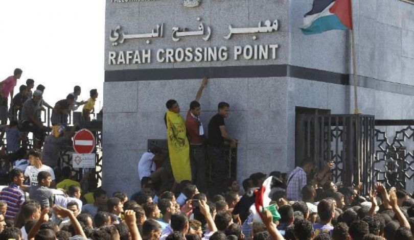 4.277 Warga Palestina Menyeberang Melalui Rafah