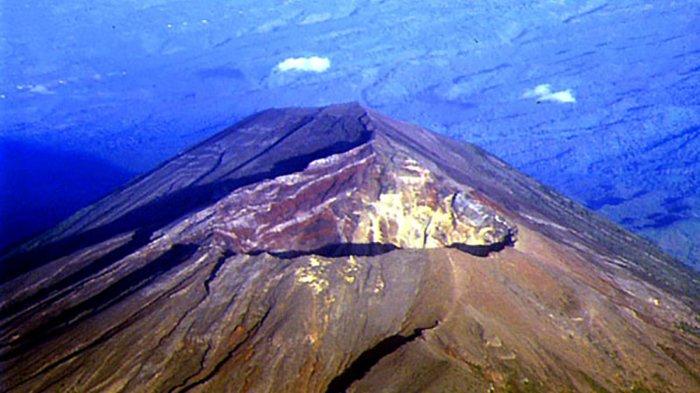 Darurat Gunung Agung Diperpanjang