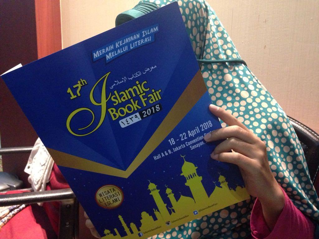 IBF 2018 Usung Tema Meraih Kejayaan Islam Melalui Literasi