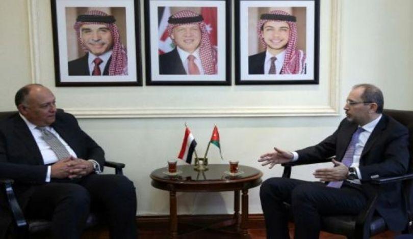 Menlu Mesir dan Yordania Tindaklanjuti Rekonsiliasi Palestina