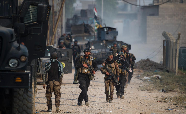 Pasukan Irak Lakukan Serangan Final di Hawija