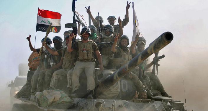 Pasukan Irak Berhasil Kuasai Hawija