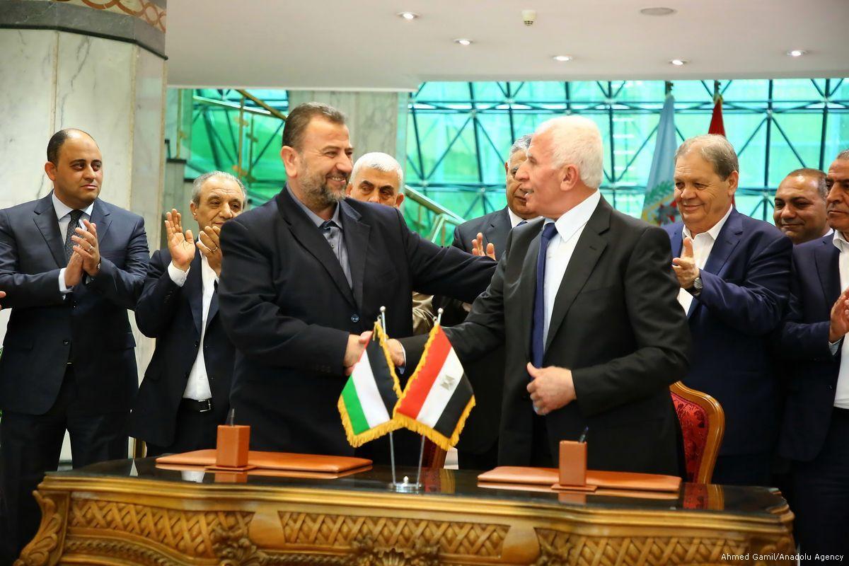 Jubir Presiden Palestina: Rekonsiliasi Maju Terus, Apapun Posisi Israel