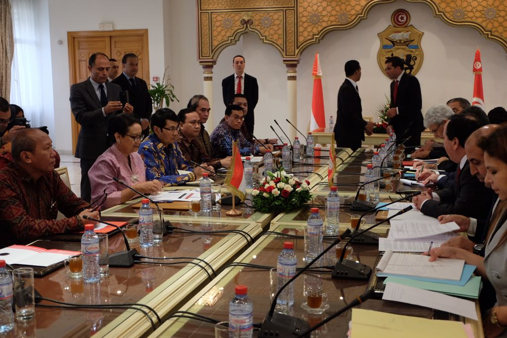 Investasi Migas Indonesia di Tunisia Lebih dari Rp. 1 Triliun