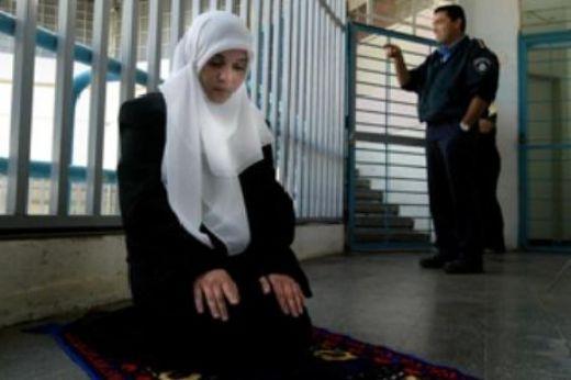 Aktivis: Penderitaan Tahanan Wanita Palestina Semakin Buruk
