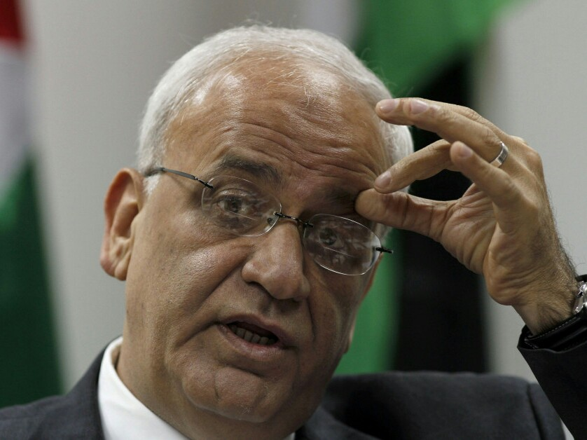 Pejabat PLO Transplatasi Paru-Paru di Amerika Serikat