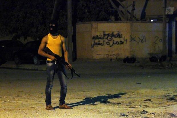 AS Tangkap Tersangka Pelaku Serangan Benghazi 2012