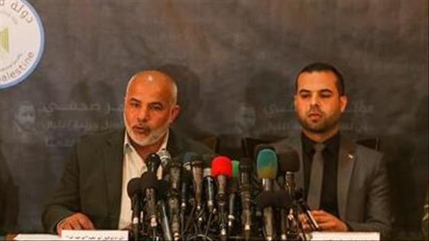 Kepala Keamanan Hamas Dibom Usai Shalat Jumat