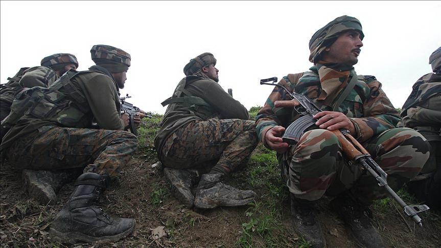 Militan Kashmir Serang Pasukan India di Jammu