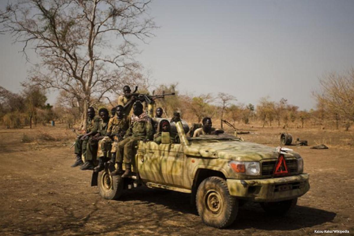 Pasukan Sudan Tangkap Pemimpin Pemberontak di Darfur
