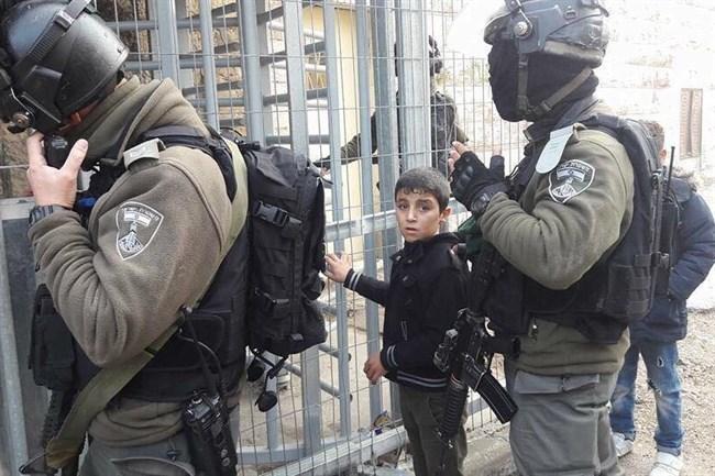 Pasukan Israel Tahan Anak Palestina Berusia 9 Tahun