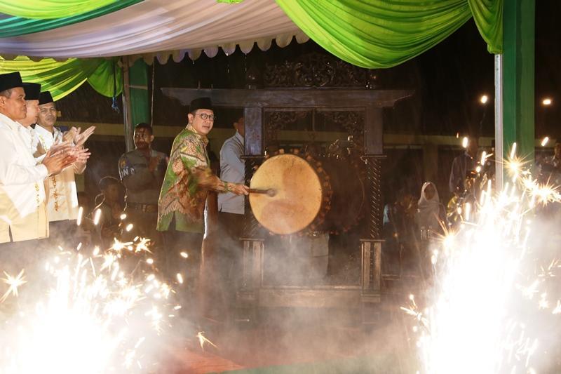 Menag Buka MTQ Provinsi Sumatera Barat