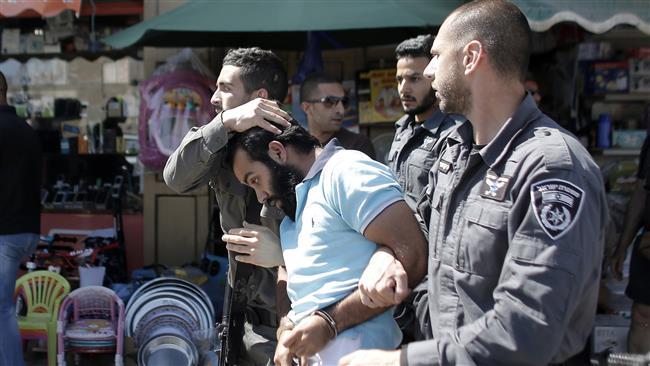 Pasukan Israel Tangkap Sebelas Warga Palestina