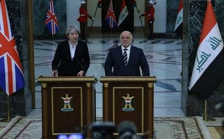 PM Inggris Kunjungi Irak Pertama Kali