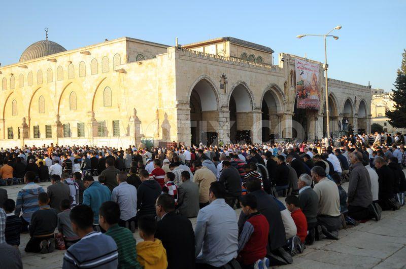 Masjid Al-Aqsa Tanggung Jawab Seluruh Umat Islam