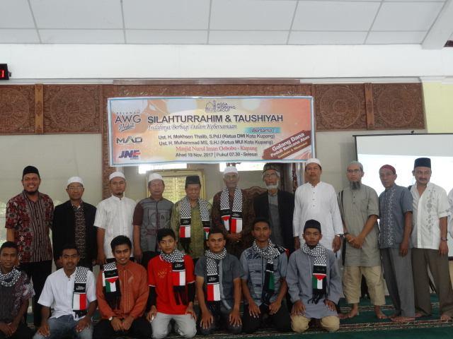 MUI NTT Apresiasi AWG Membantu Tanpa Pandang Agama