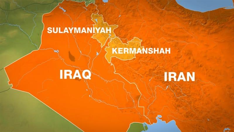 Gempa Guncang Perbatasan Irak, Puluhan Orang Tewas di Iran