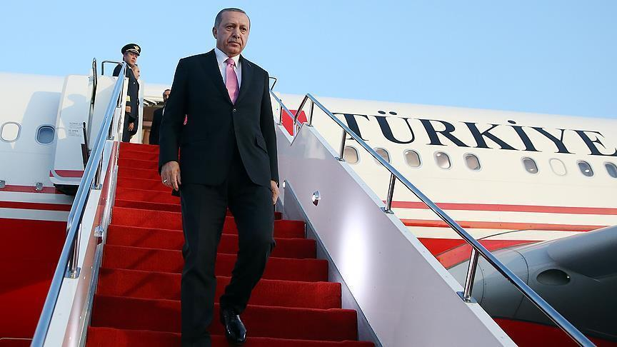 Presiden Turki Kunjungi Rusia Senin