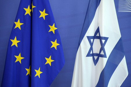 Israel Tekan Uni Eropa Hentikan Bantuan ke Palestina