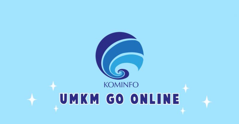 GO DIGITAL! Gerakan Nasional UMKM Go Online Diluncurkan
