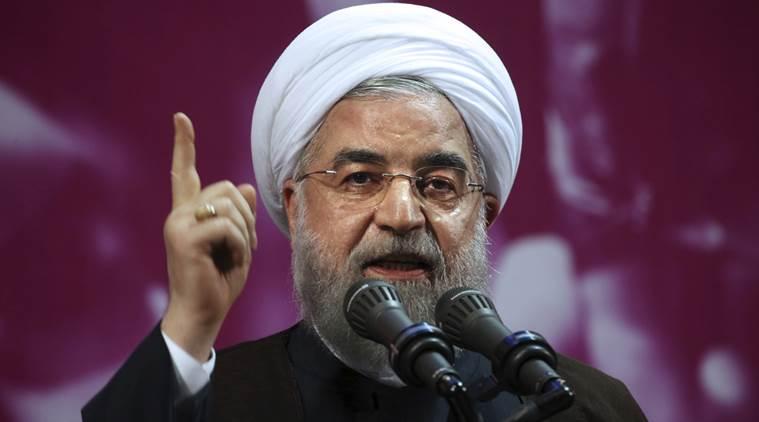 """Iran kepada AS: """"Siapa Kamu?"""""""