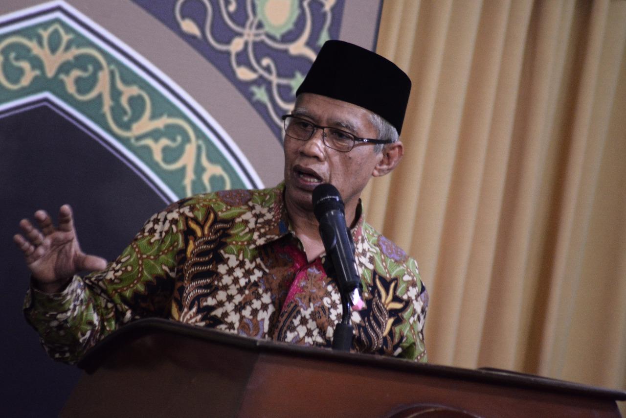 Muhamadiyah Imbau Para Kandidat dan Tim Kampanye Tak Melakukan Politisasi Agama