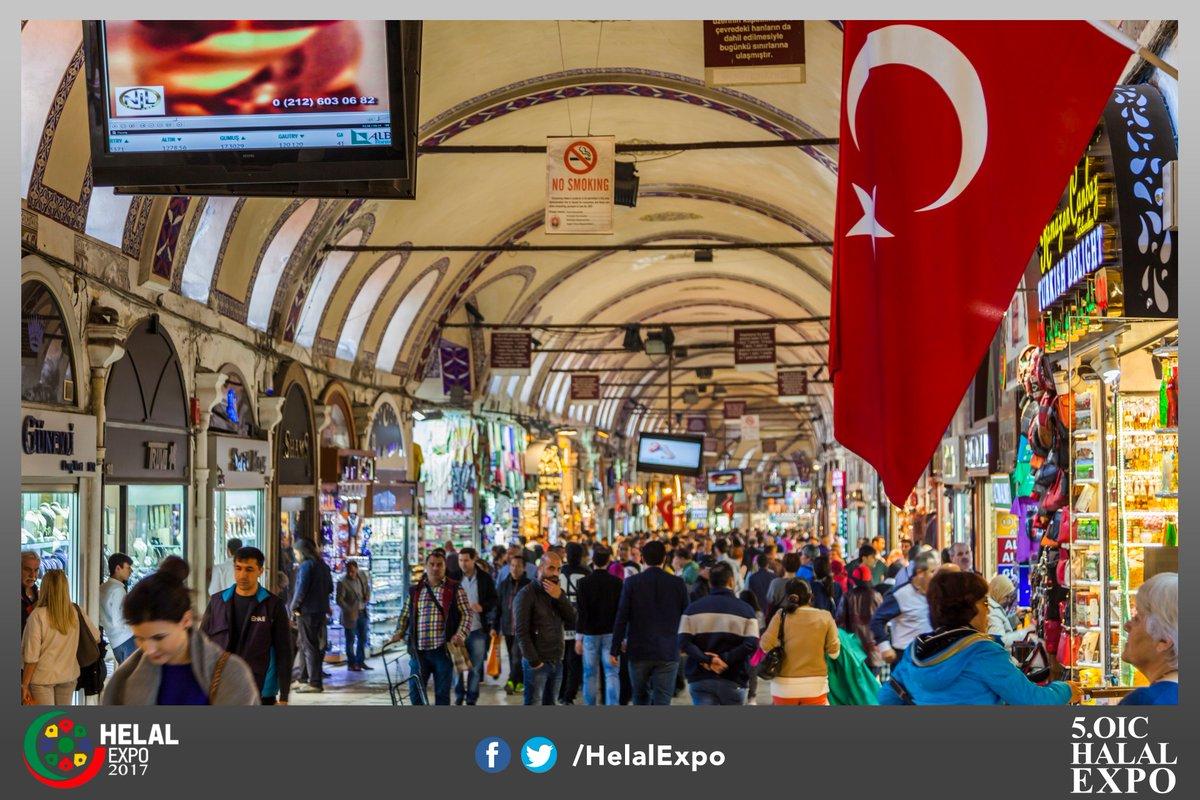 Turki Targetkan Raup Saham AS $ 400 Miliar di Sektor Halal Global
