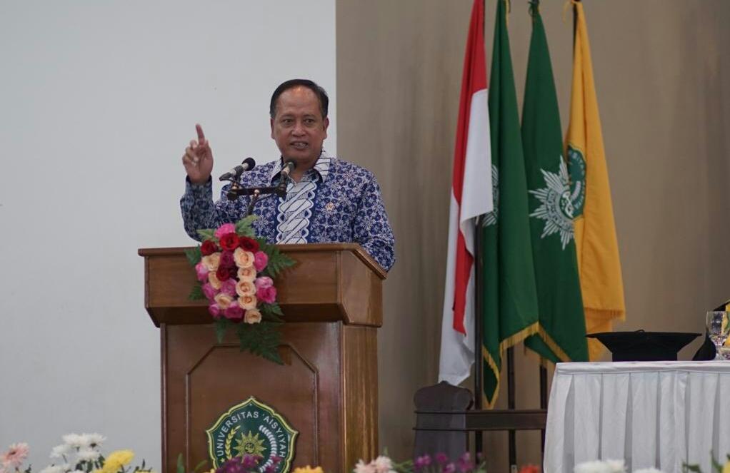 Menristekdikti Hadiri  Milad I Universitas Aisyiyah Yogyakarta