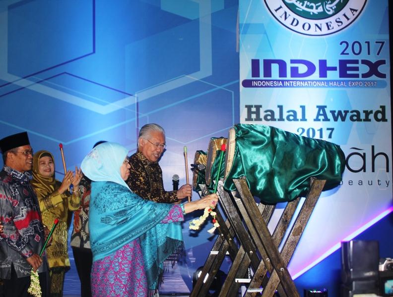 Menteri Perdagangan Buka Indonesia Halal Expo 2017