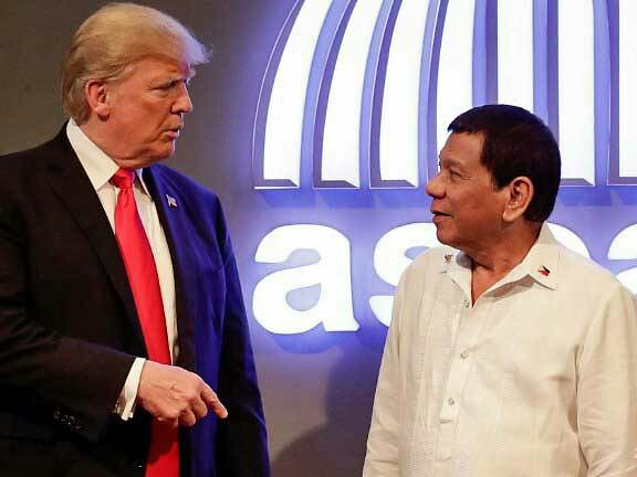 Filipina Sangat Penting Bagi AS untuk Kepentingan Militer
