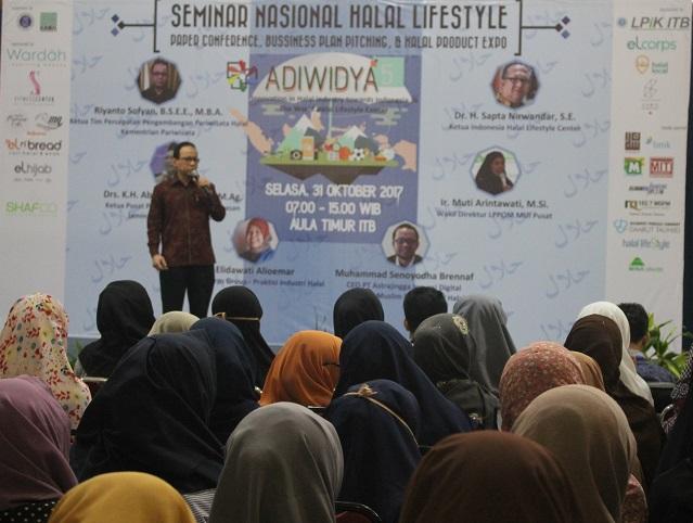 Indonesia Harus Jadi Produsen Halal Dunia