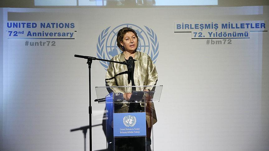 UNDP Fokus pada Pendidikan dan Perawatan Kesehatan Pengungsi di Turki