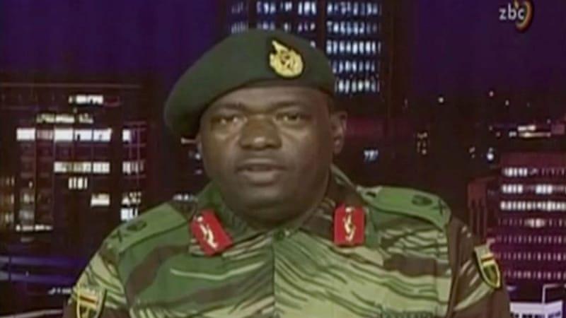 Tentara Zimbabwe Ambil Alih Gedung Pemerintah, Tapi Bantah Kudeta