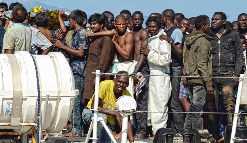 PBB Kecam Blokade Migran UE-Libya