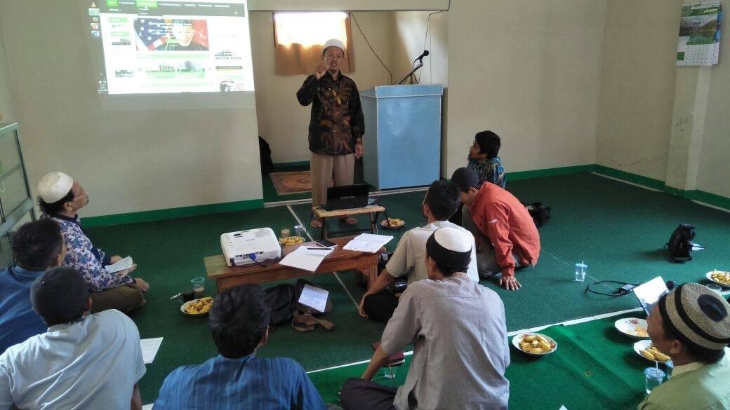 Jama'ah Muslimin (Hizbullah) Bandung Selenggarakan Pelatihan Dai Menulis