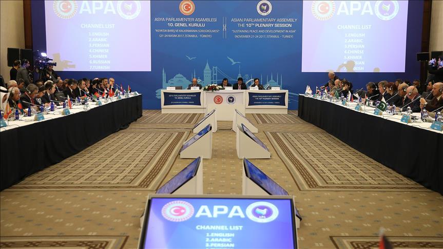 Majelis Parlemen Asia Dukung Palestina Merdeka