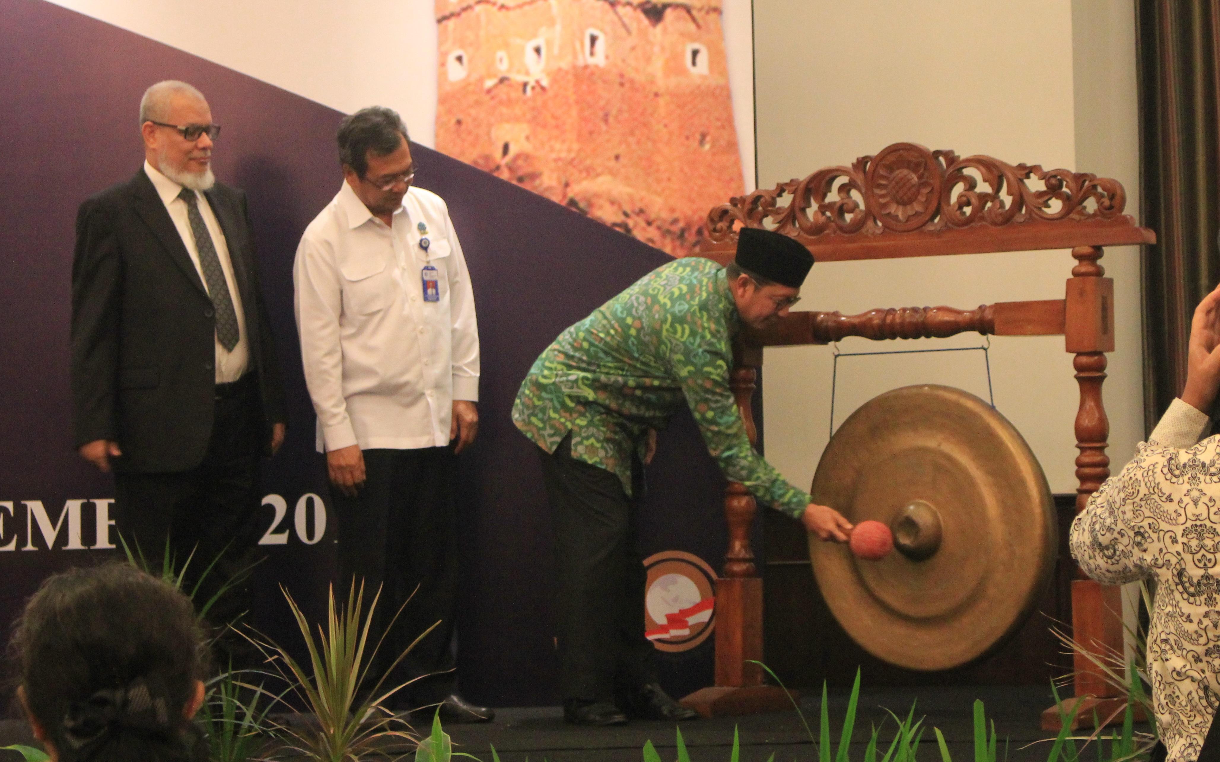 Menag Buka Konferensi Internasional Hadhramis di Indonesia