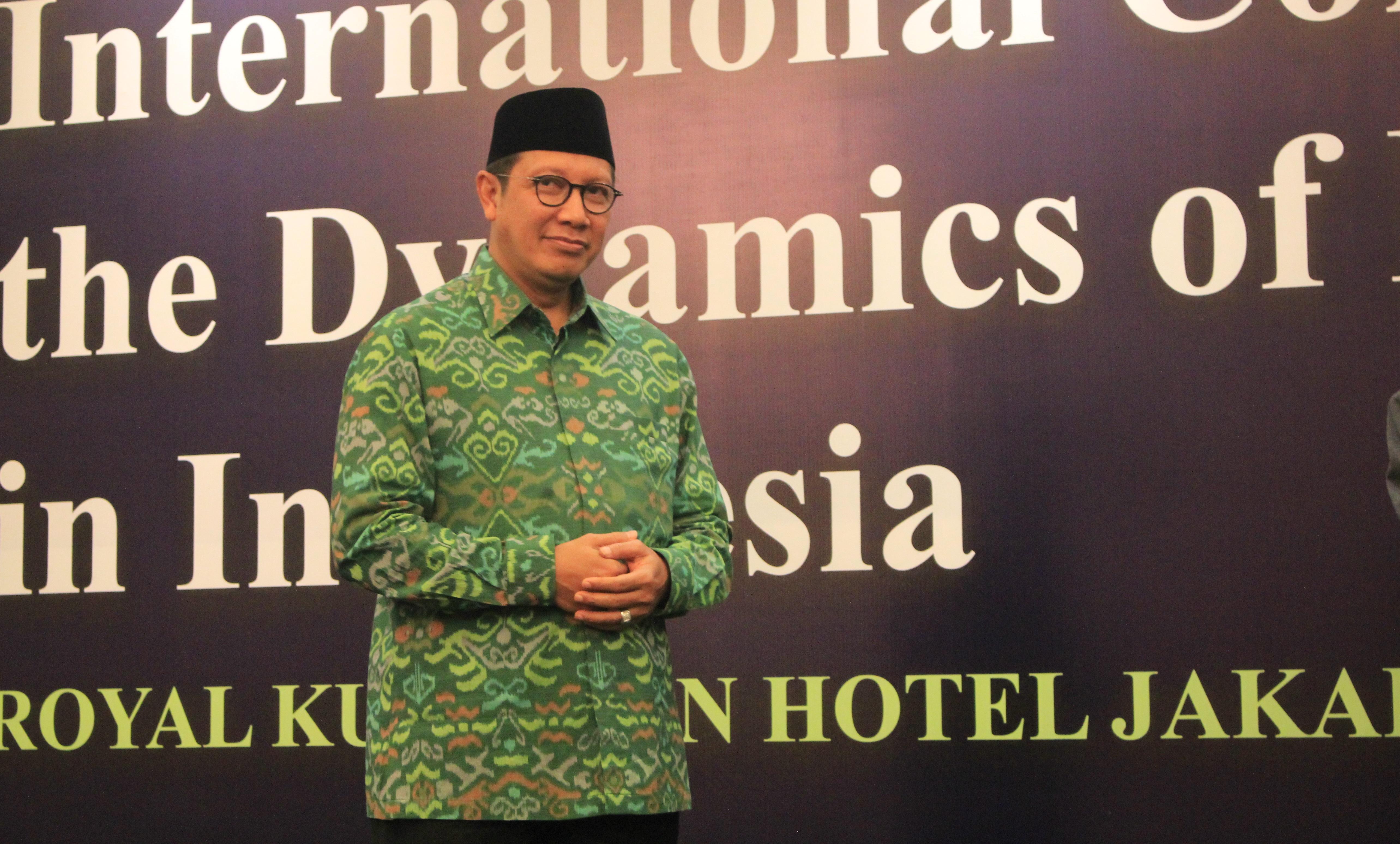 Menag: MUI Jadi Inisiator Implementasi Islam Wasathiyah