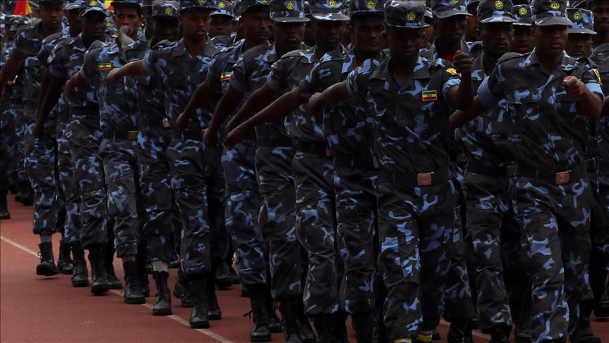 Ribuan Pasukan Ethiopia Masuki Somalia