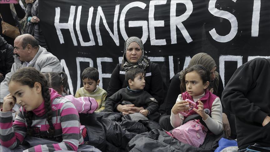 Laporan: Uni Eropa Gagal Terapkan Kebijakan Pengungsi