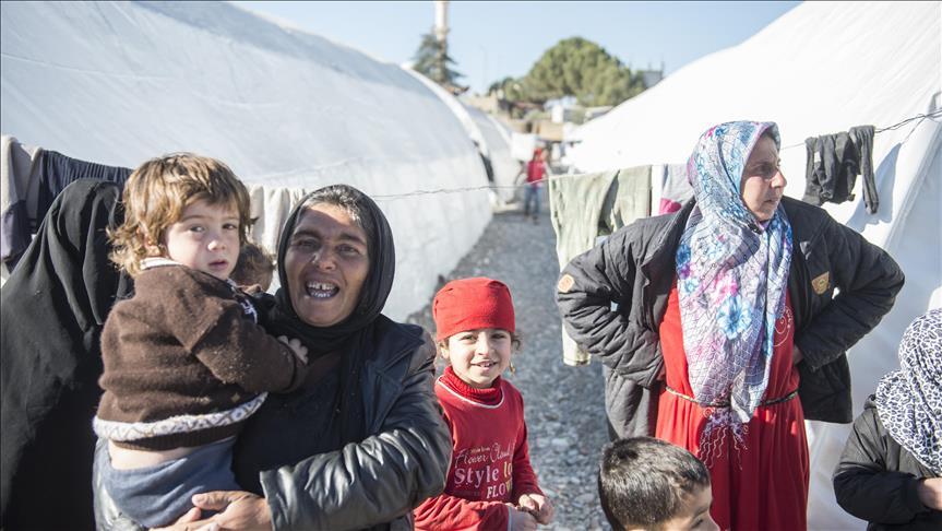 Uni Eropa Puji Keramahan Turki Terhadap Pengungsi Suriah