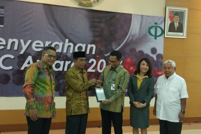 Petani Lada Indonesia Peroleh International Pepper Community Award