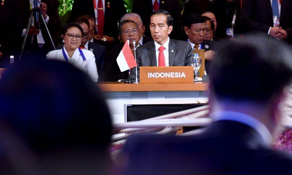 Presiden Jokowi Kecam Keras Keputusan Trump atas Yerusalem