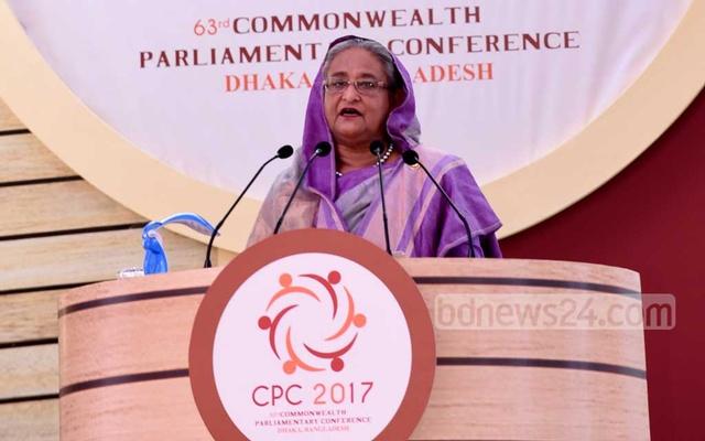 PM Bangladesh Minta Myanmar Ditekan