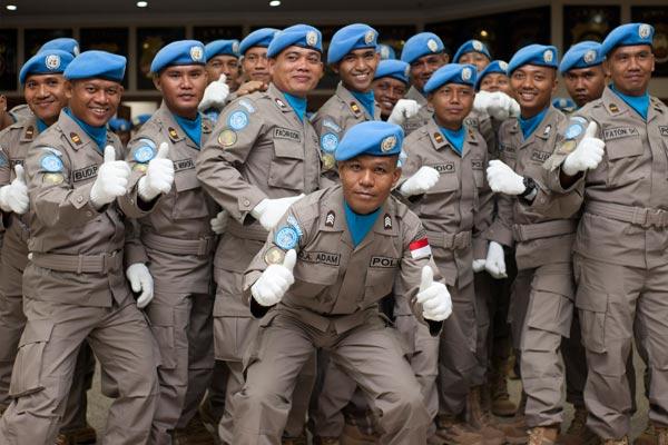 Indonesia Segera Kirim Satgas Polri Perdamaian ke Sudan Selatan