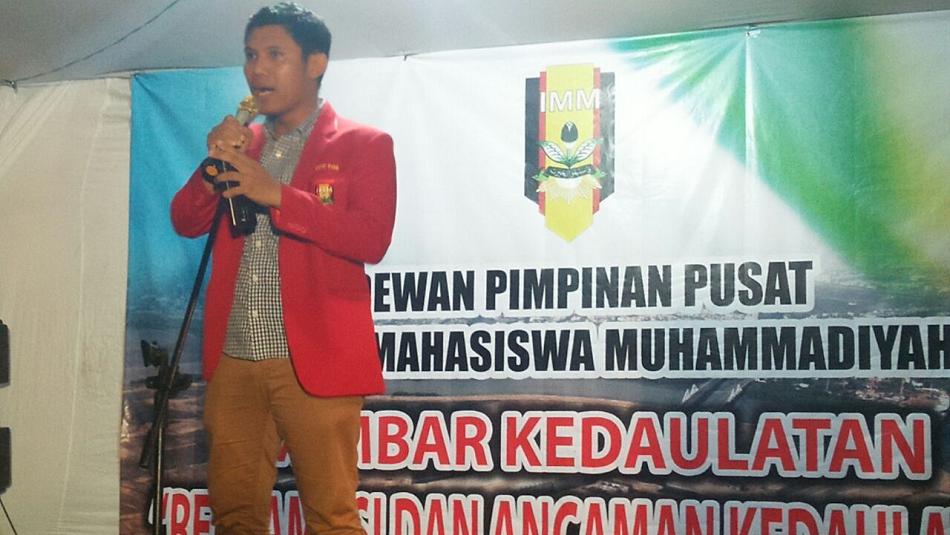 DPP IMM Tolak Reklamasi Teluk Jakarta